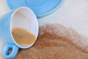 Tepperens-kaffeflekker