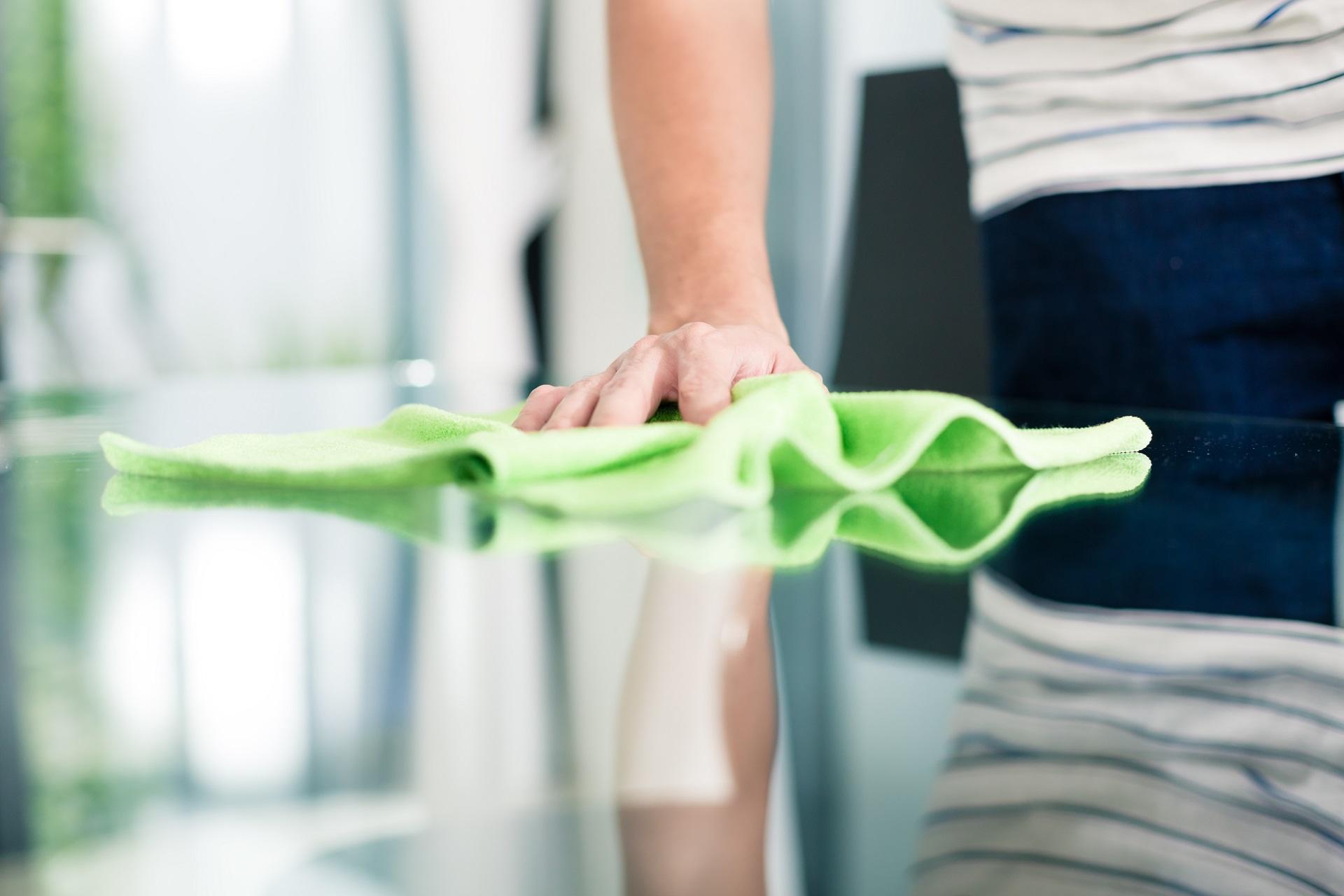 Daglig renhold av din bolig