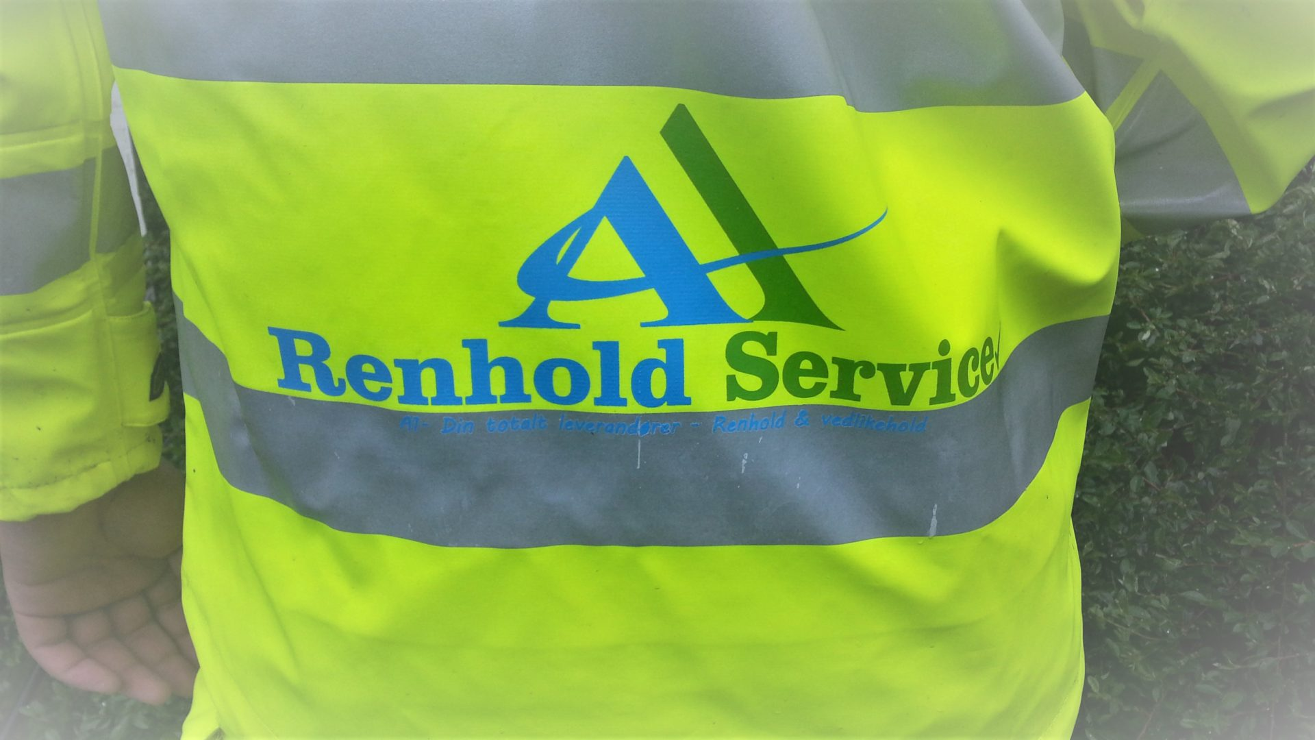 Hagearbeid- A1 Renhold Service AS